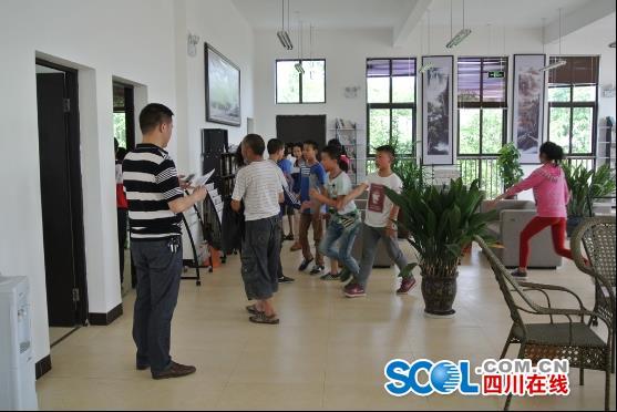 安县秀水二小六年级初中到民兴初中体验学习生学前教育学生有感图片
